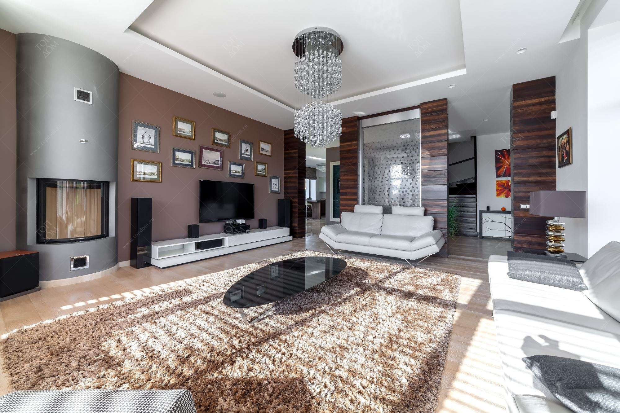 Дизайн в жилом доме
