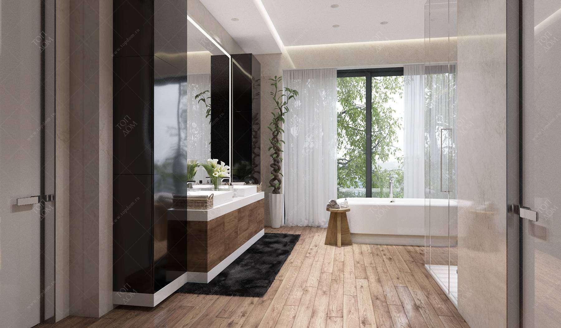 Стеновые панели для ванной Красивая отделка в ярком дизайне (89 фото)