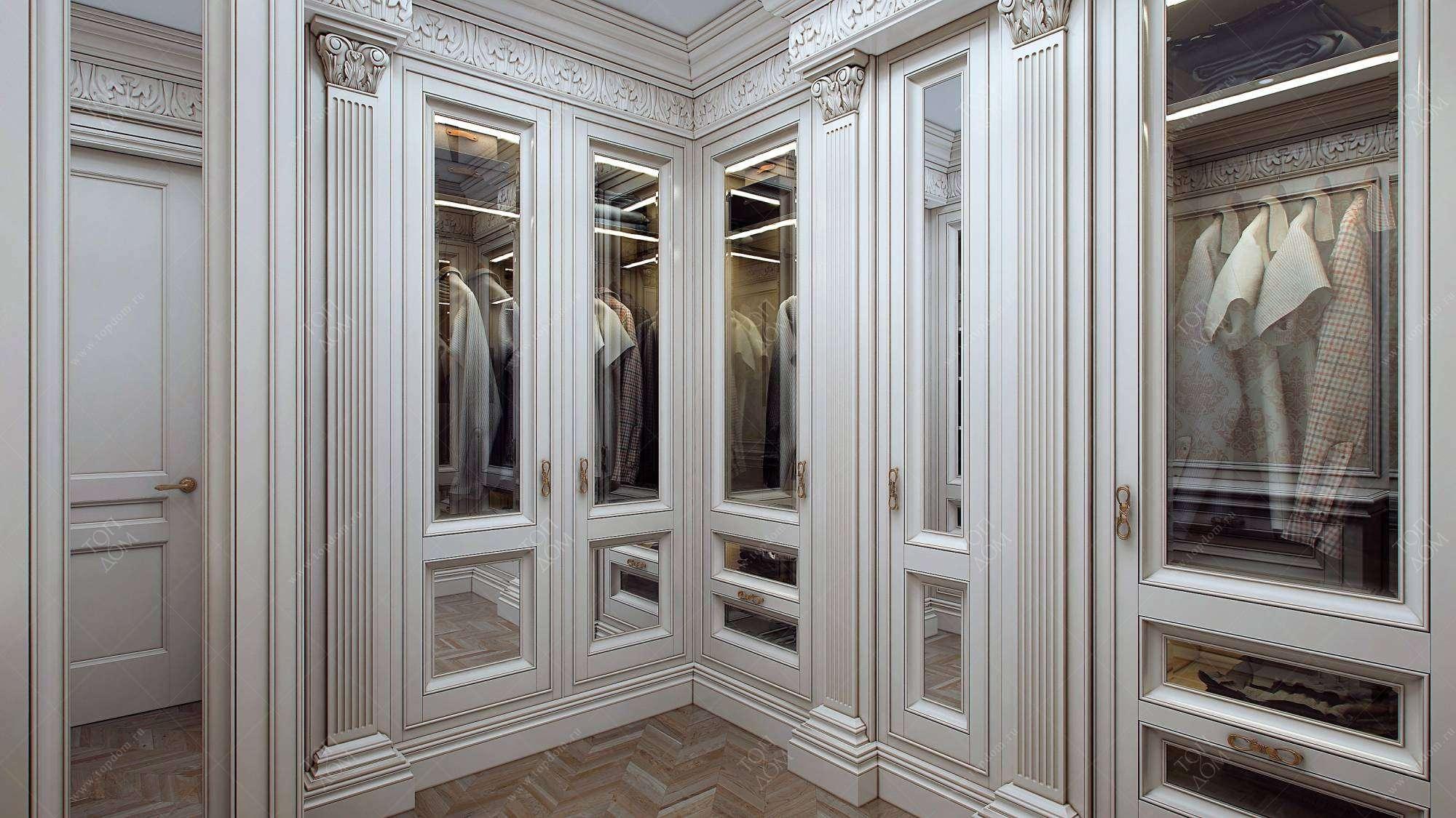 Шкафы купе классика фото дизайнерские работы