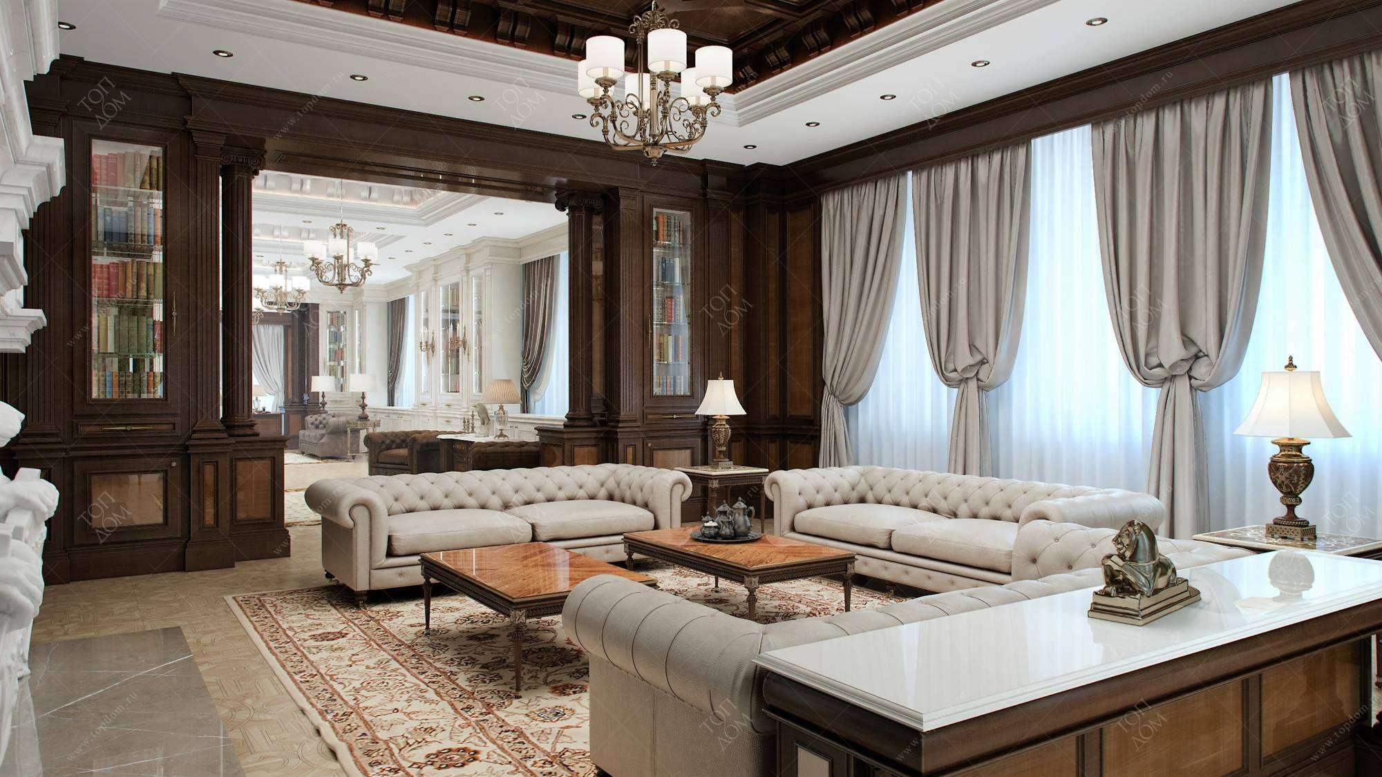 Гостиная комната, Какую заказать мебель если делать перестановки, и менять назначение