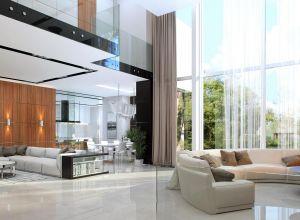 Проекты одноэтажных и двухэтажных домов с гаражом с мансардой и без нее