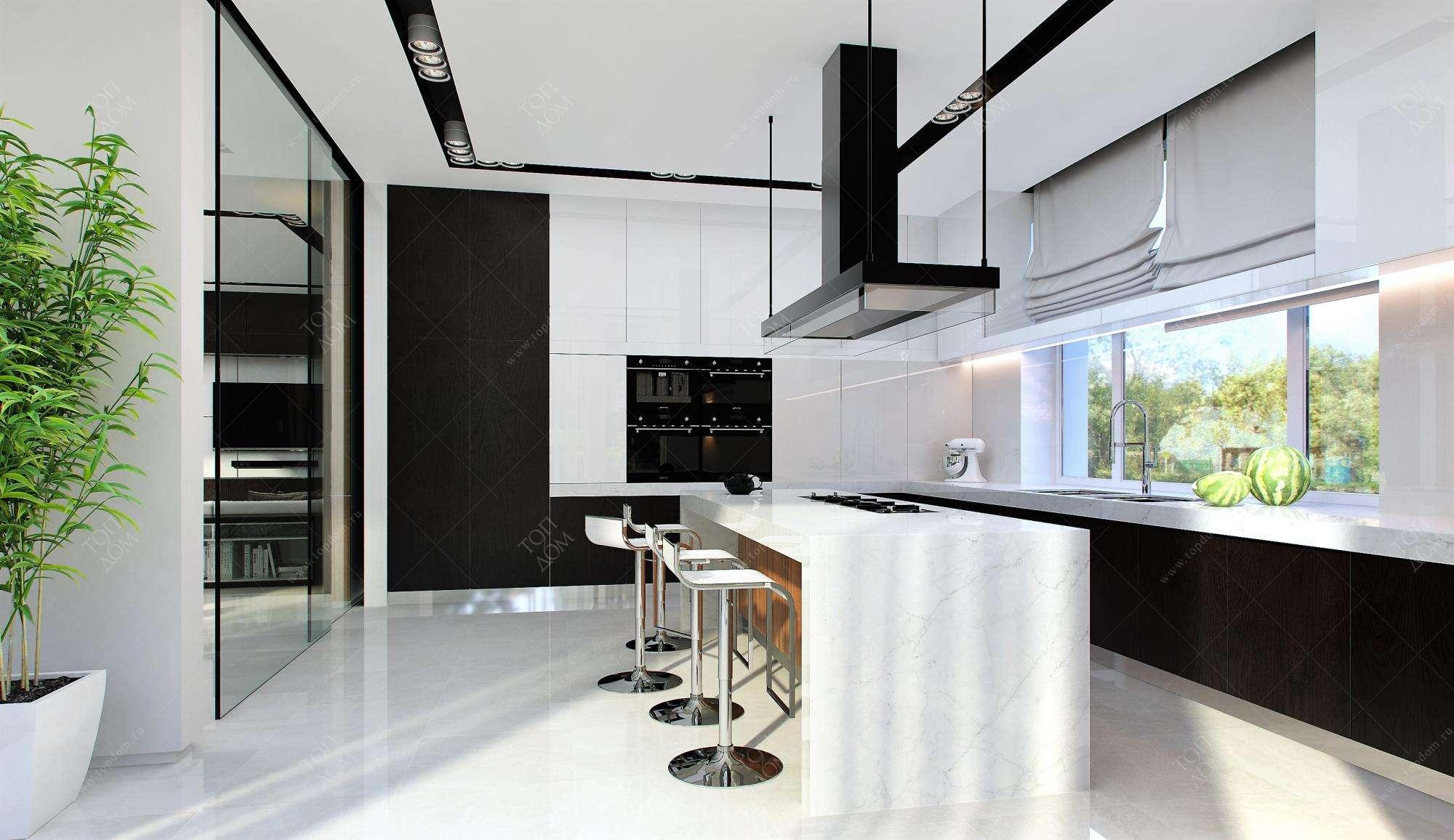 Кухни угловые Модерн (41 фото дизайн своими руками) 71