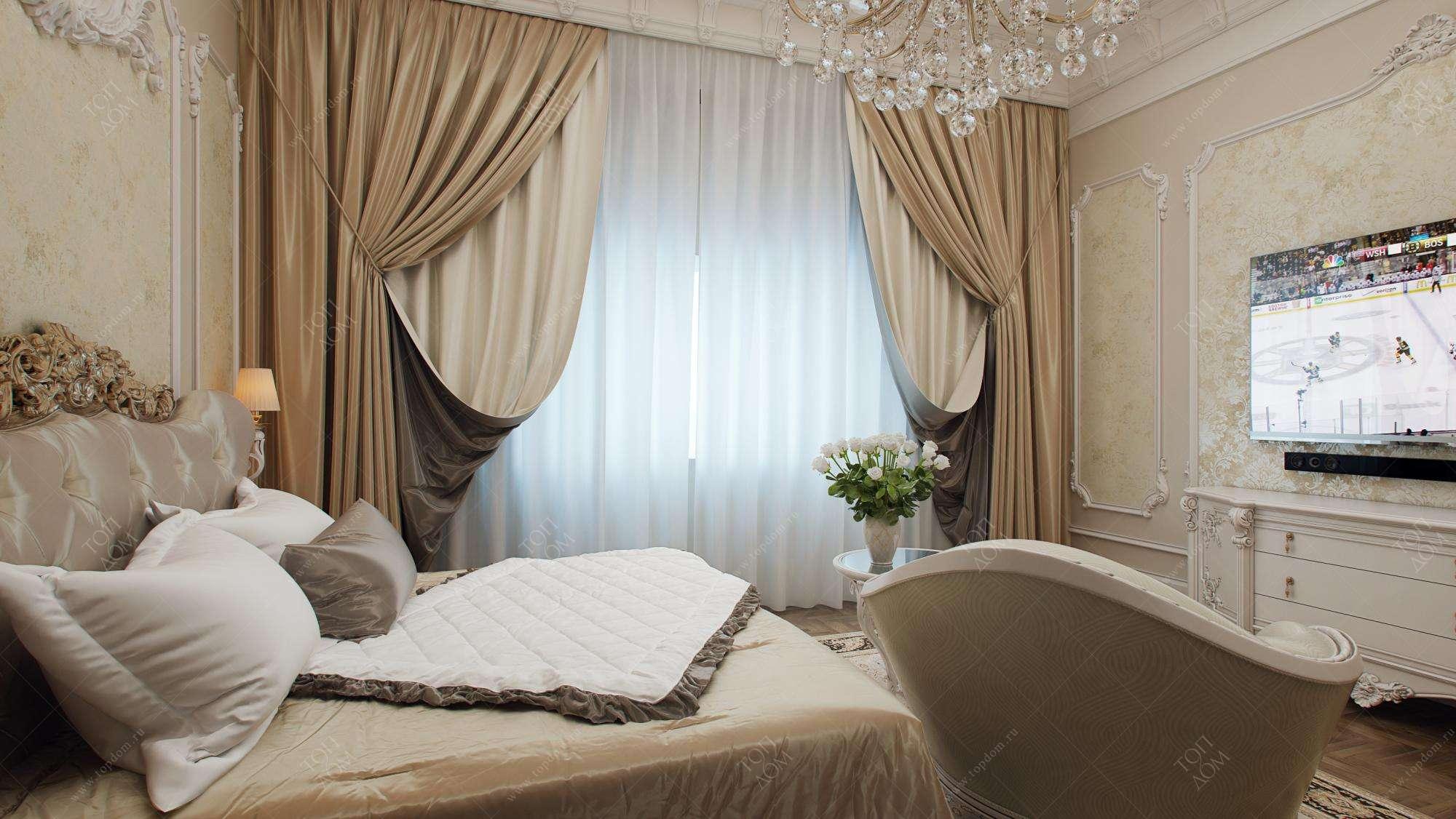 Дизайн интерьера спальни 2018 года Gt 670 фото и дизайн
