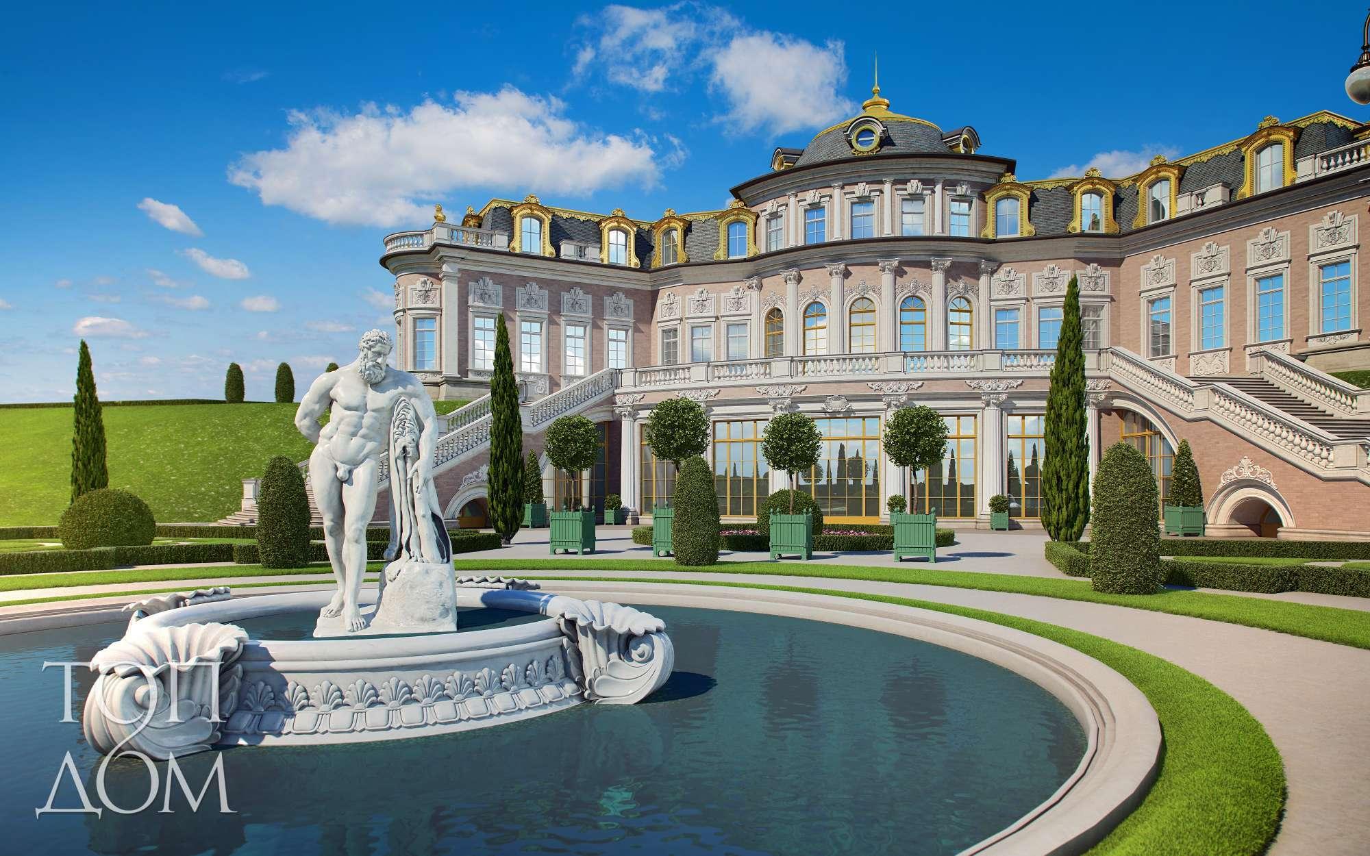 самые роскошные дворцы мира фото могут быть световые