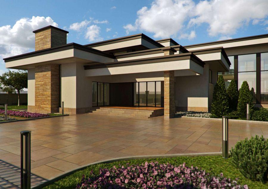 Дизайн современный домов