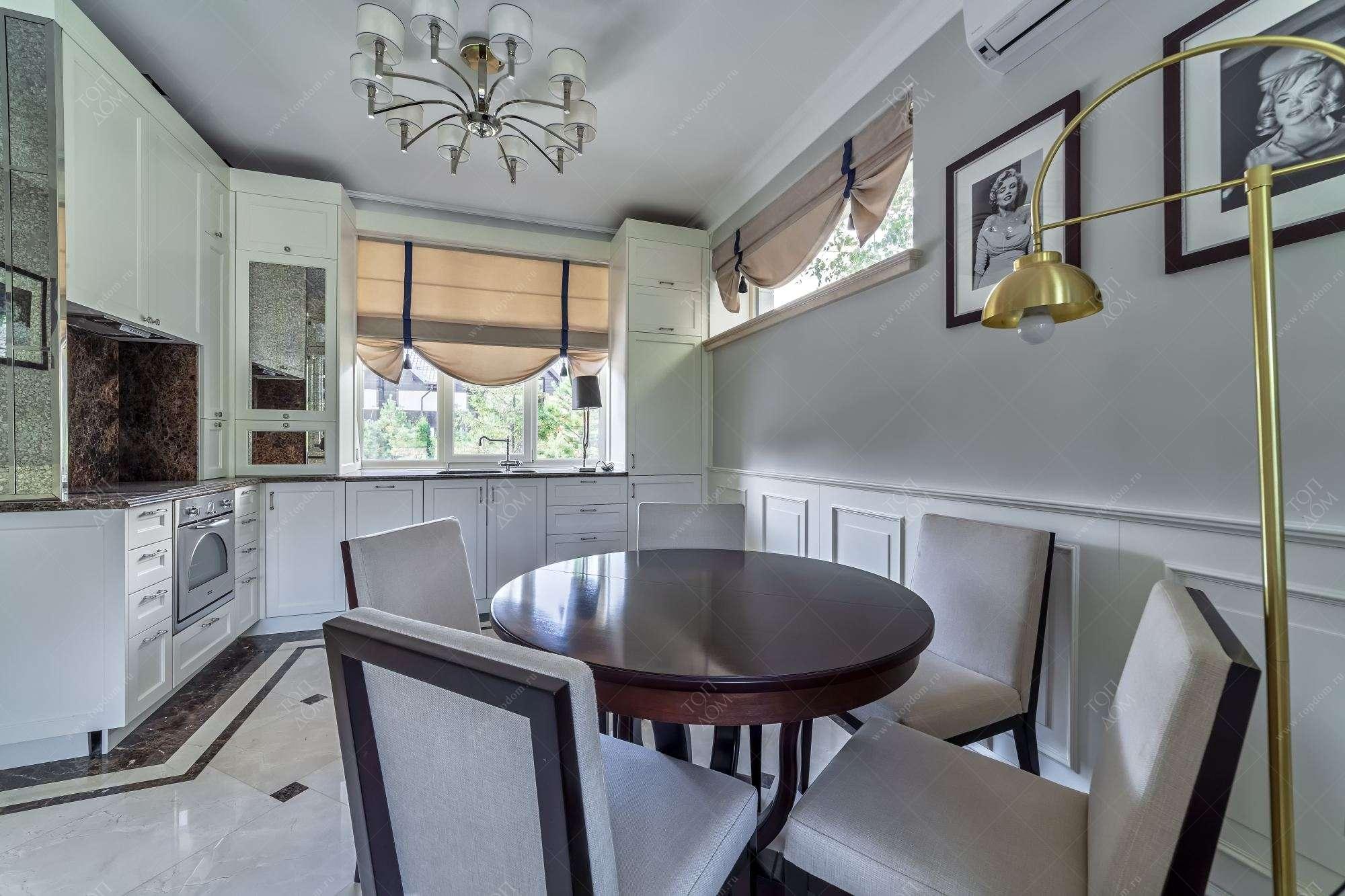 Дизайн классический интерьера квартир