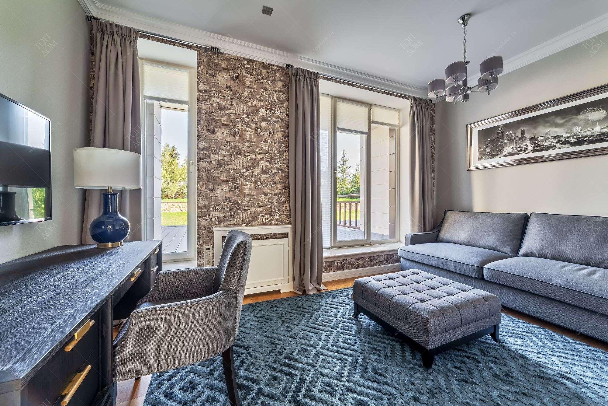Интерьер дизайн квартир в классическом стиле