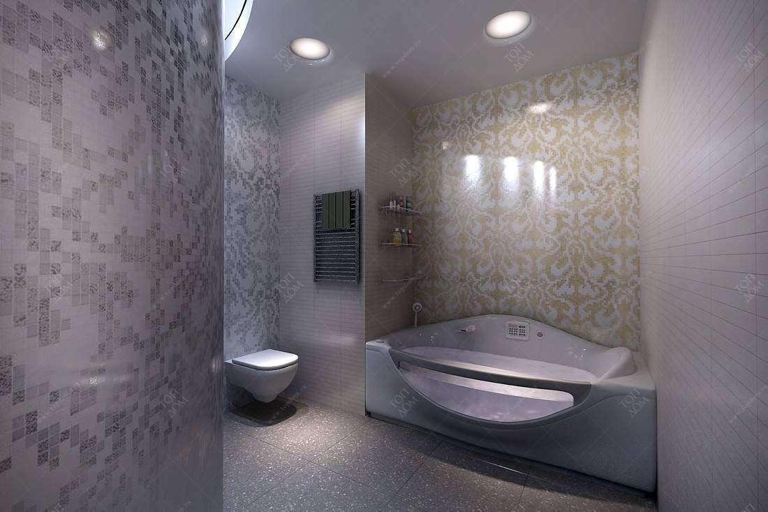 Ванная комната, фото 12.