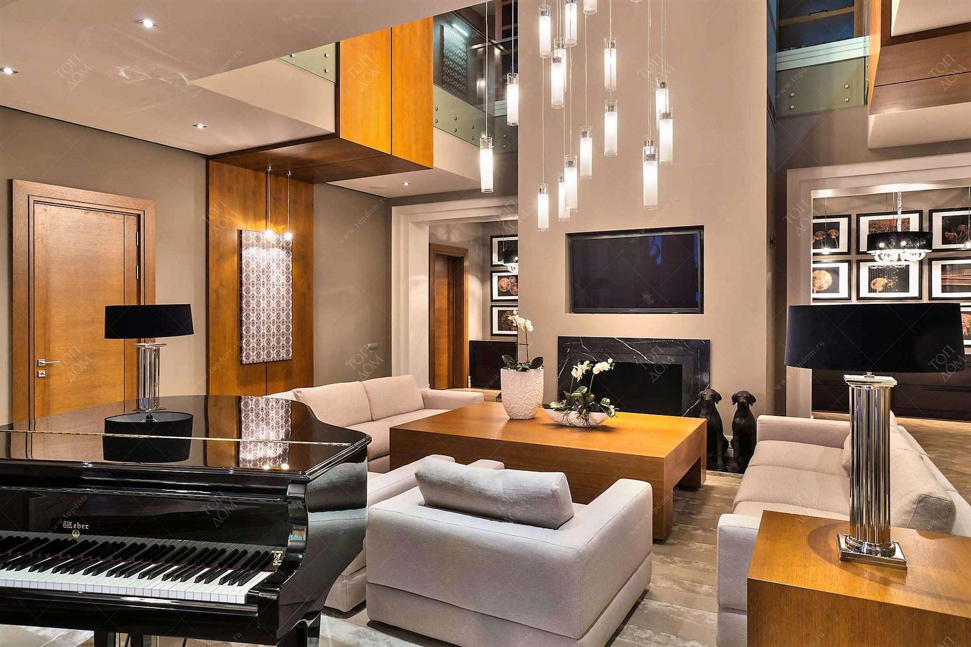 Интерьер коридоров в квартире