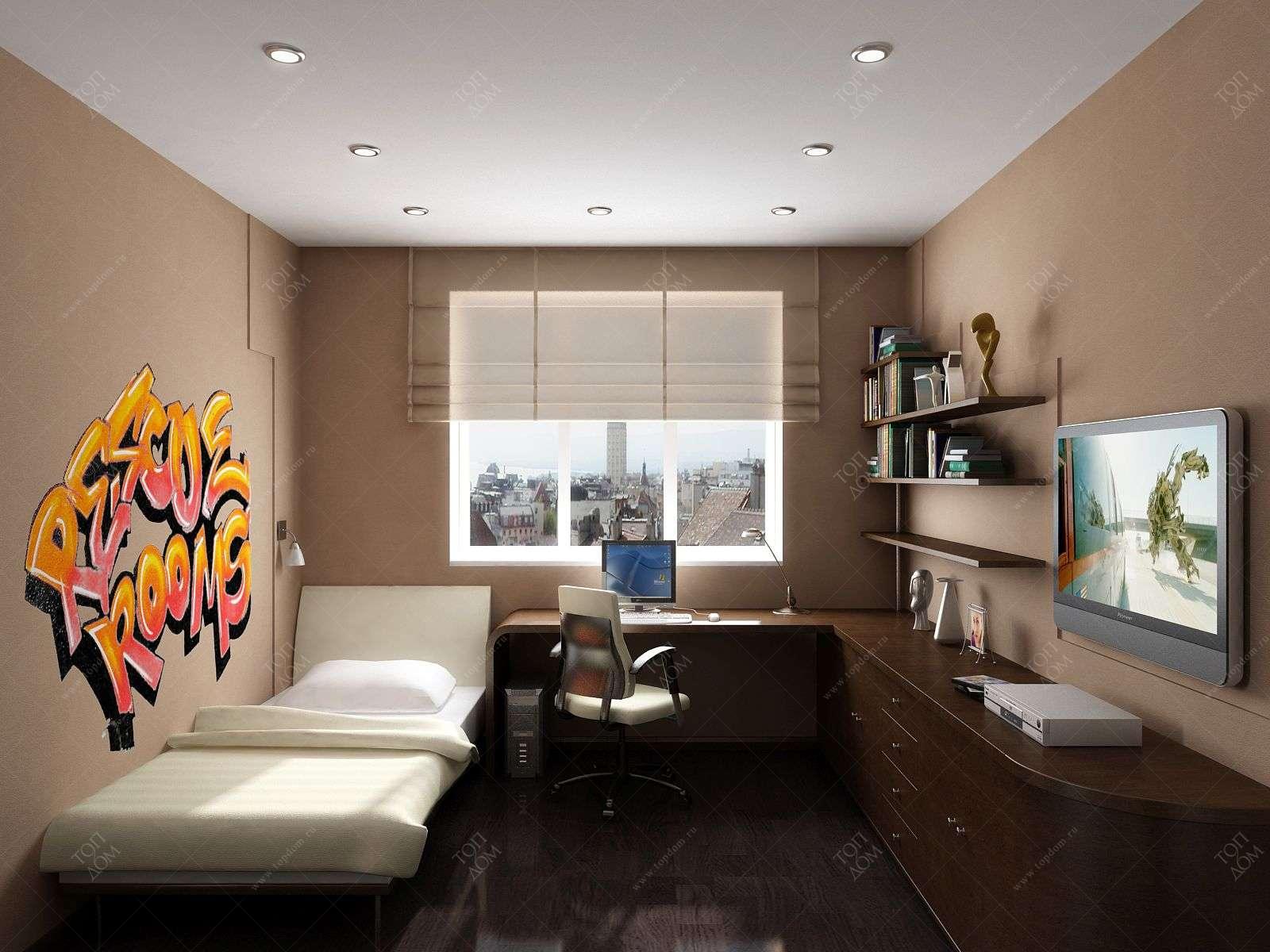 И др дизайн квартиры 22 дизайн проект