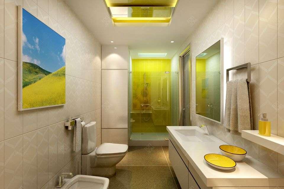 Дизайна интерьера ванной комнаты