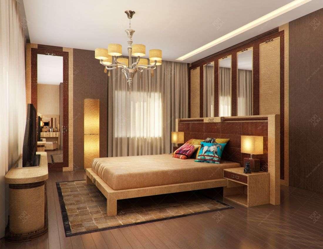 Интерьеры спальни в квартире фото