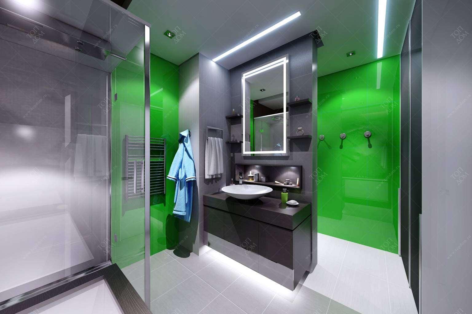 Дизайн интерьера 3 х комнатной
