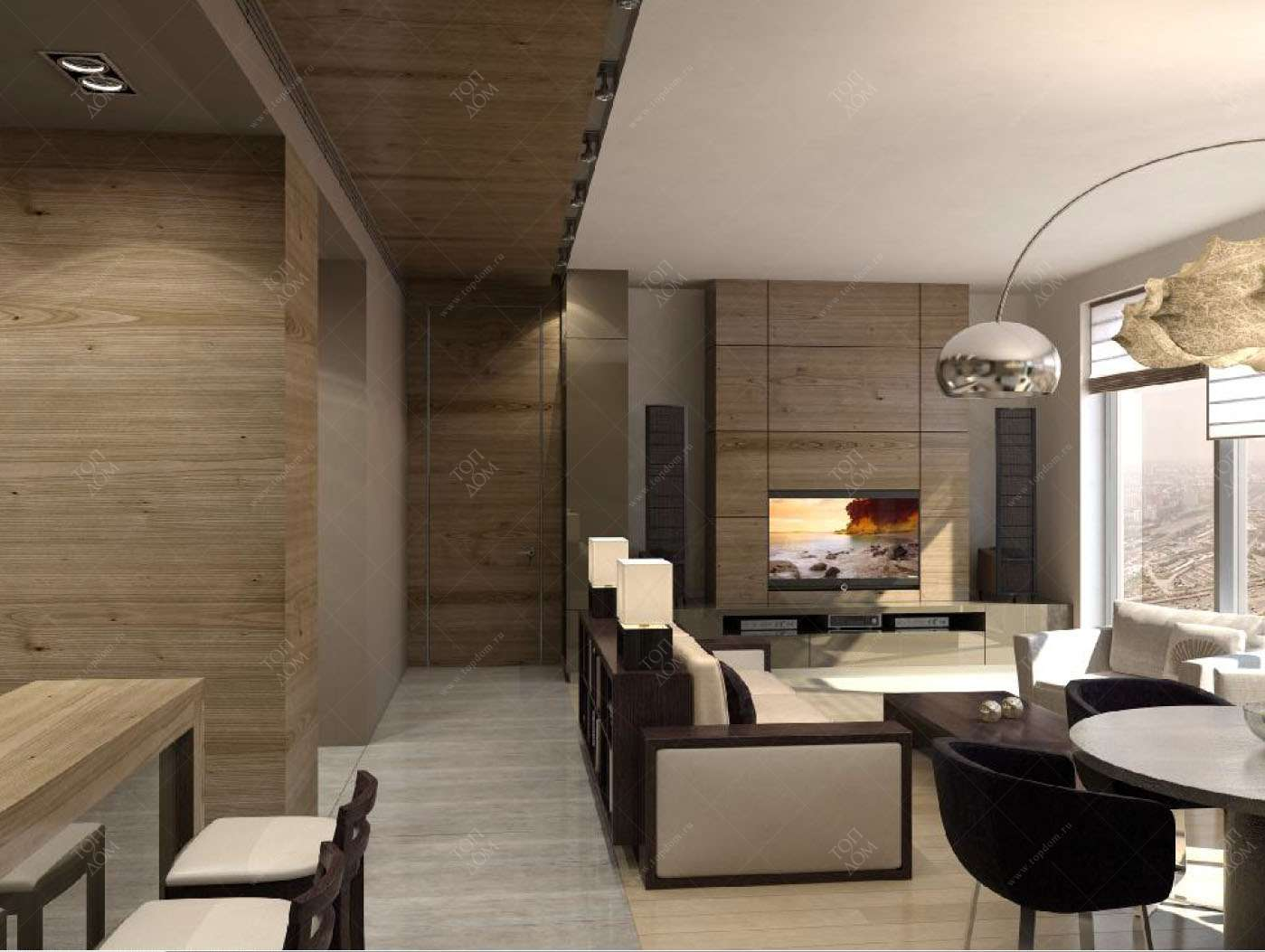 Одноклассники дизайн гостиной