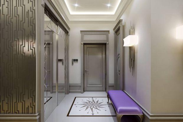 Дизайн коридор 2017-2018 современные идеи