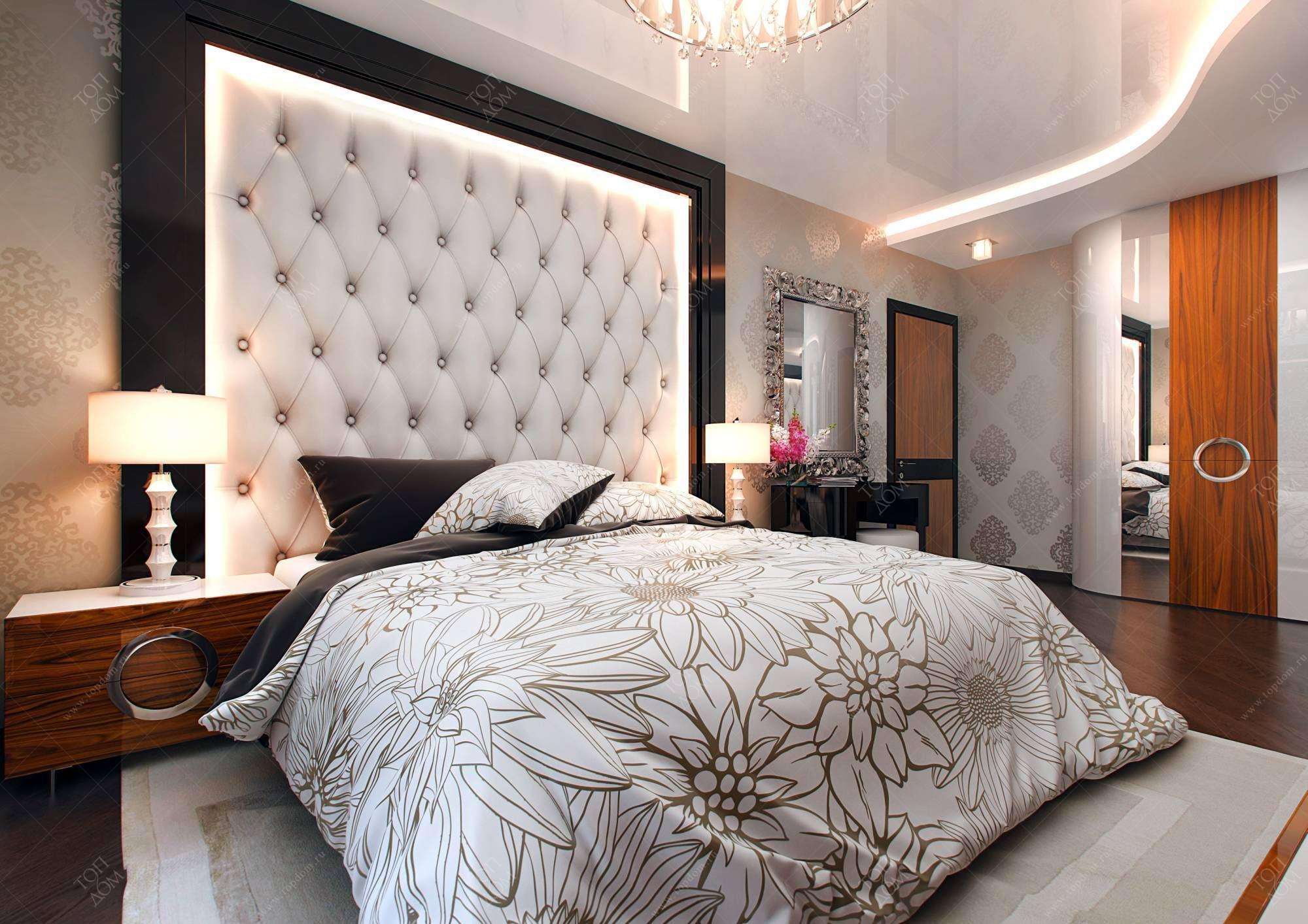 Дизайн спальни в картинках фото