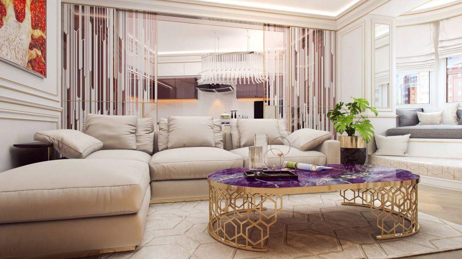 Интерьер дизайн квартира