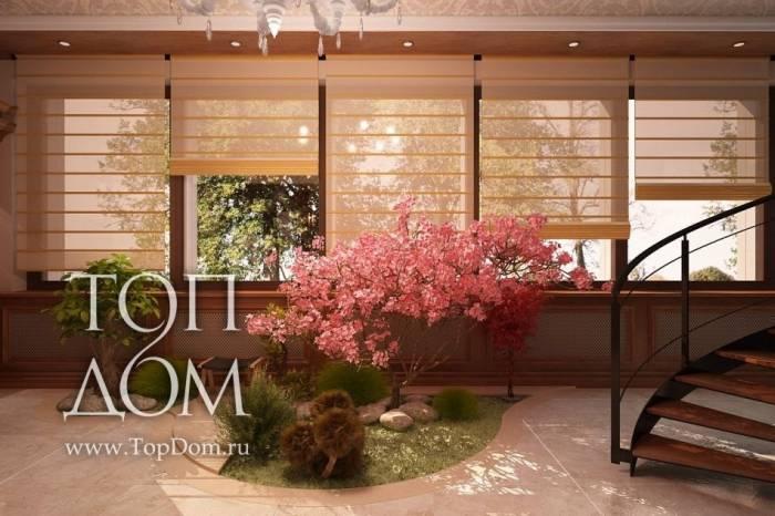 Дизайн проект квартиры в стиле прованс