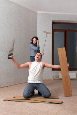 Первое, что нужно сделать, приступая к ремонту - определить, в какую...