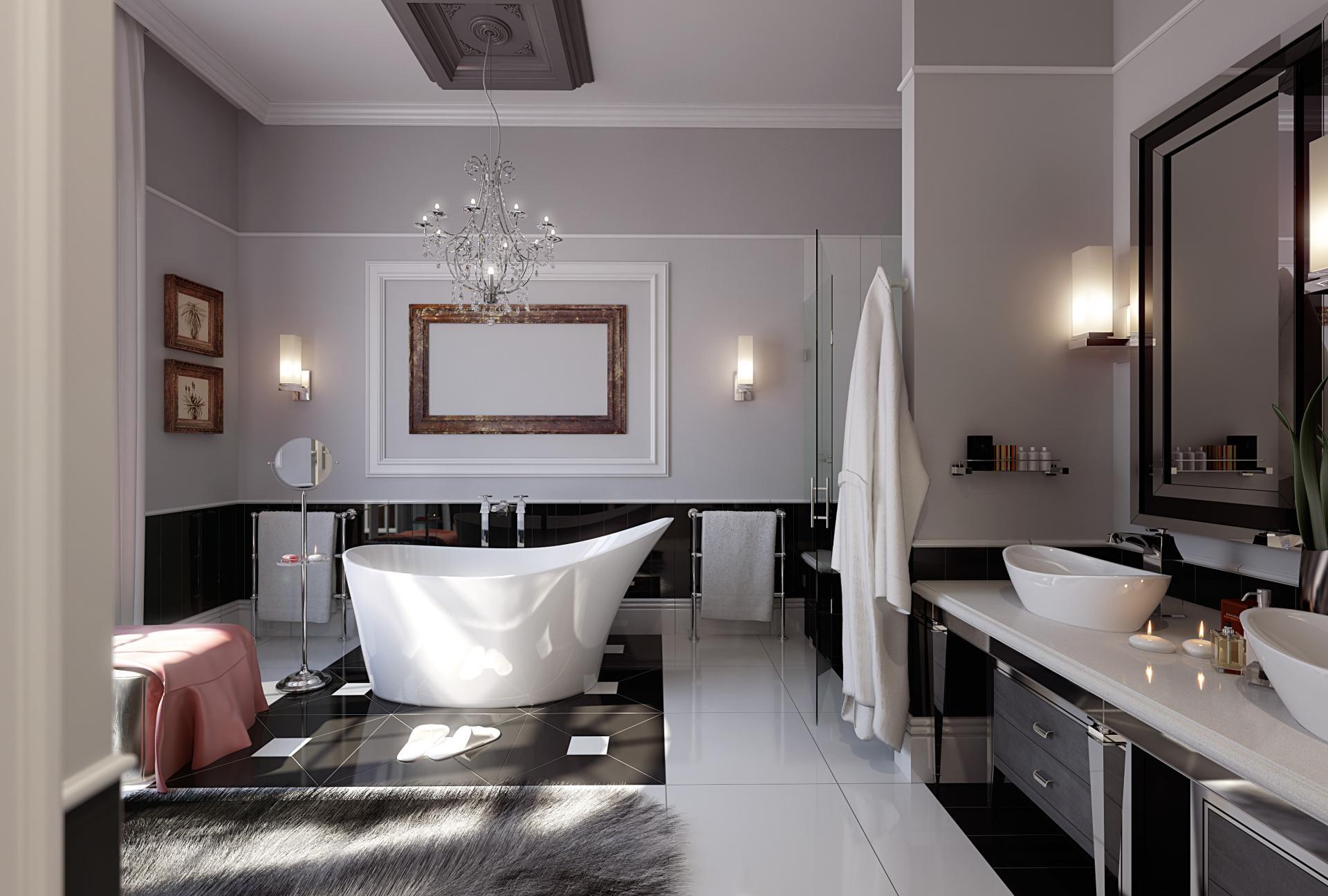 дизайн ванной комнаты 2015 фото новинки #11
