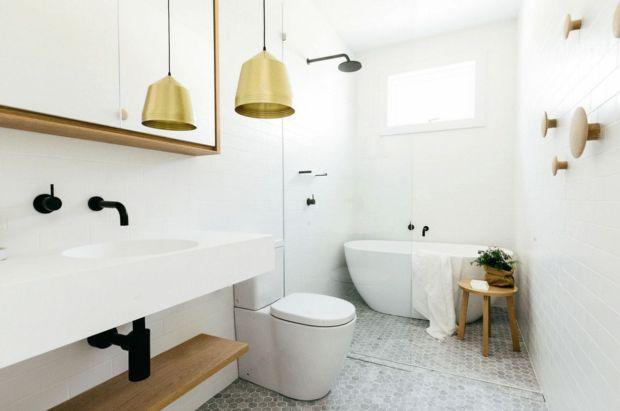 Дизайн ванных комнат 2017-2018 новинки