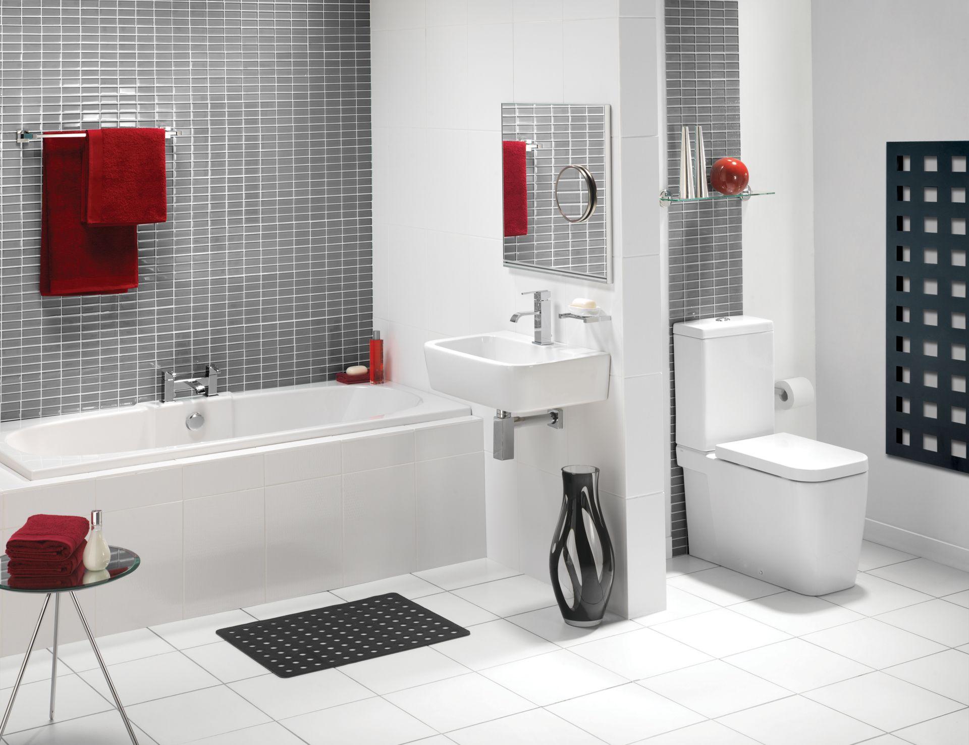 Дизайн ванной комнаты панелями 2017-2018 современные