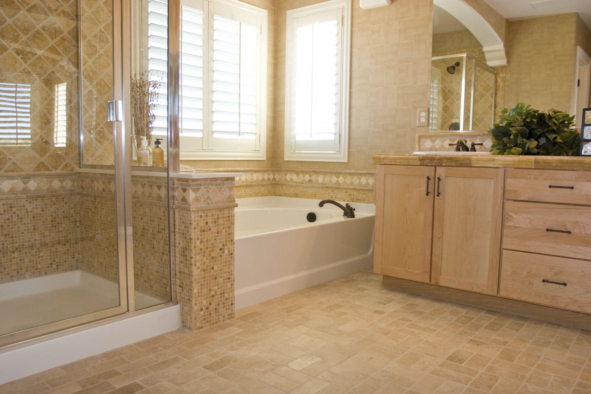 Дизайн ванной комнаты 2017-2018 с