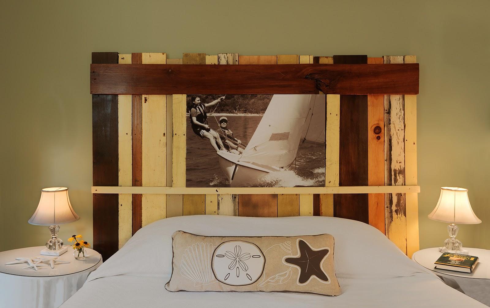 Как сделать декор кровати 64