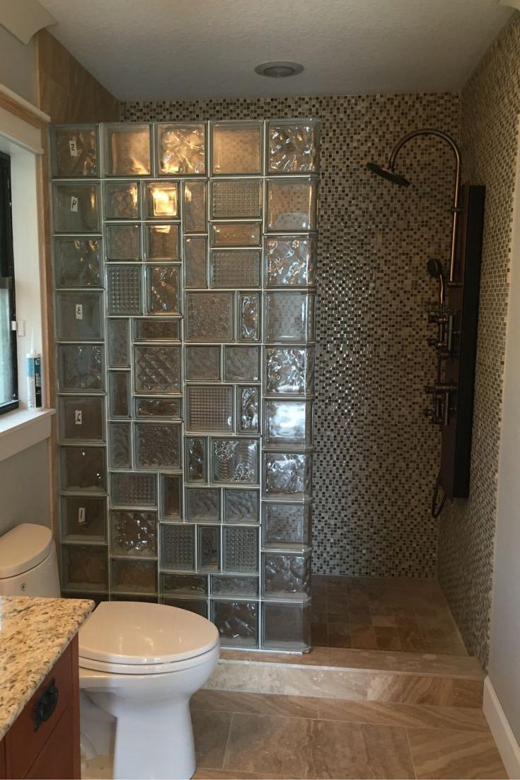 стеклоблоки в интерьере квартир 40 фото перегородки и