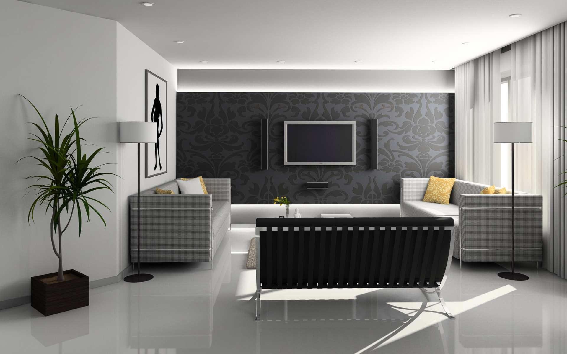 Картинки квартира комнаты