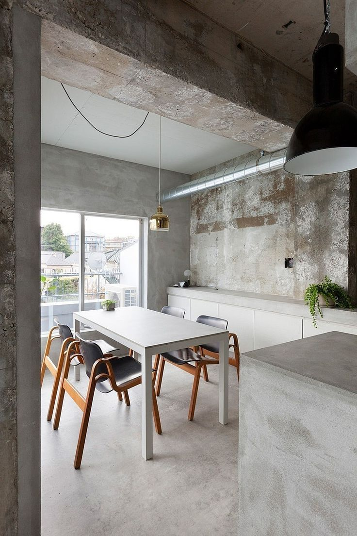 стиль веков бетон