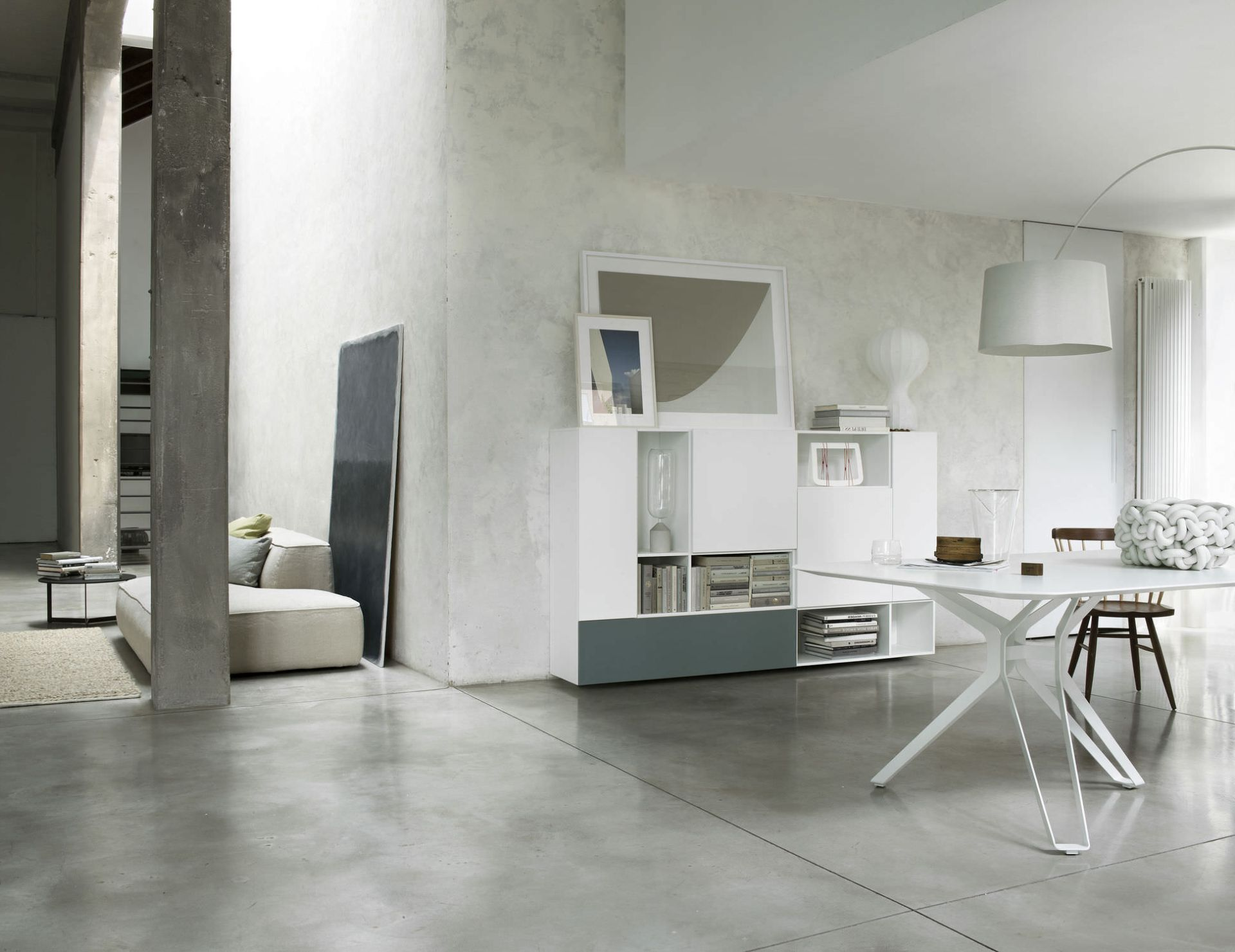 Интерьеры из бетона морозостойкая бетон