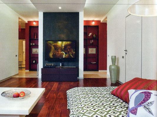 Дизайн описание квартиры