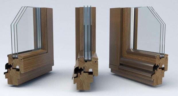 Энергосберегающие деревянные окна