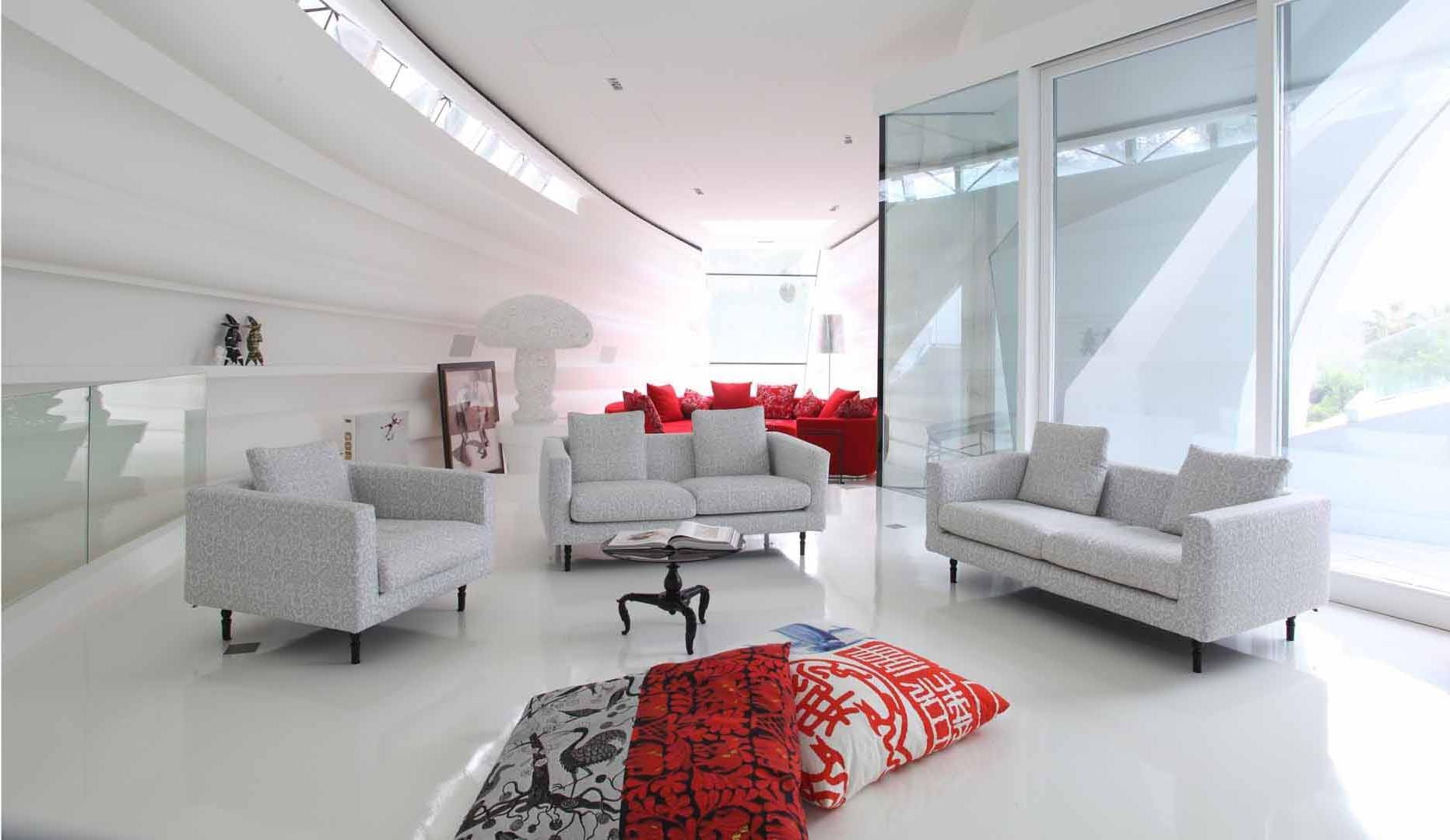 Futuristic Living Room Futuristic Living Room Admissions Guide