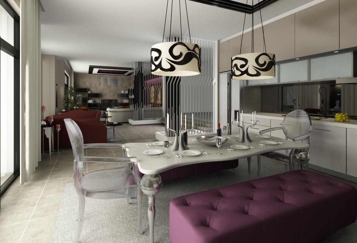 60 for Avant garde interiors