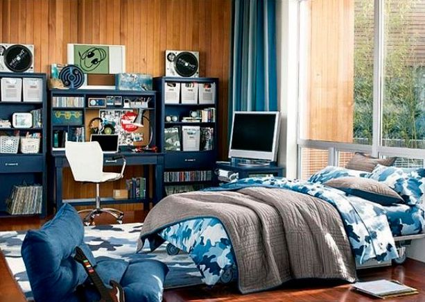 - Bedroom ideas for teenage guys with small rooms ...