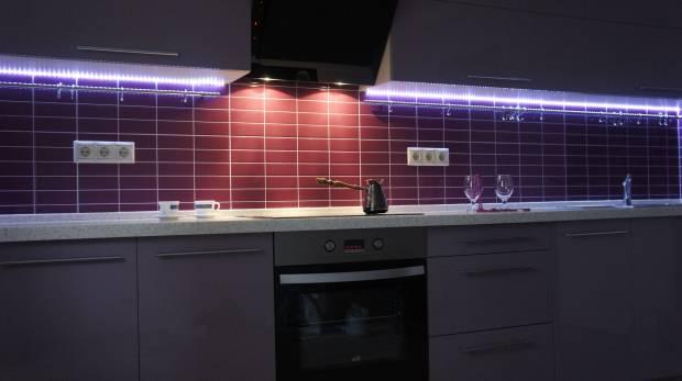 50 b Использование неоновой подсветки для дома Фото