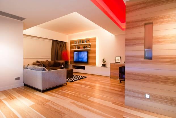 72 b Использование неоновой подсветки для дома Фото
