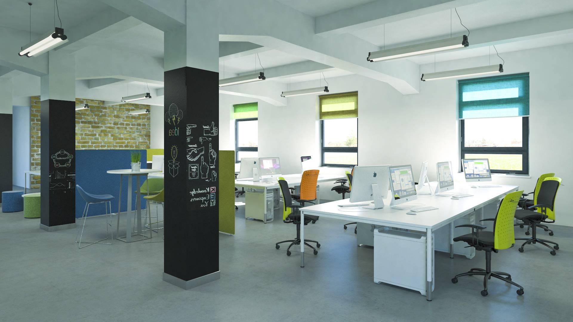 Особенности проведения ремонта офисов под ключ, фото 2
