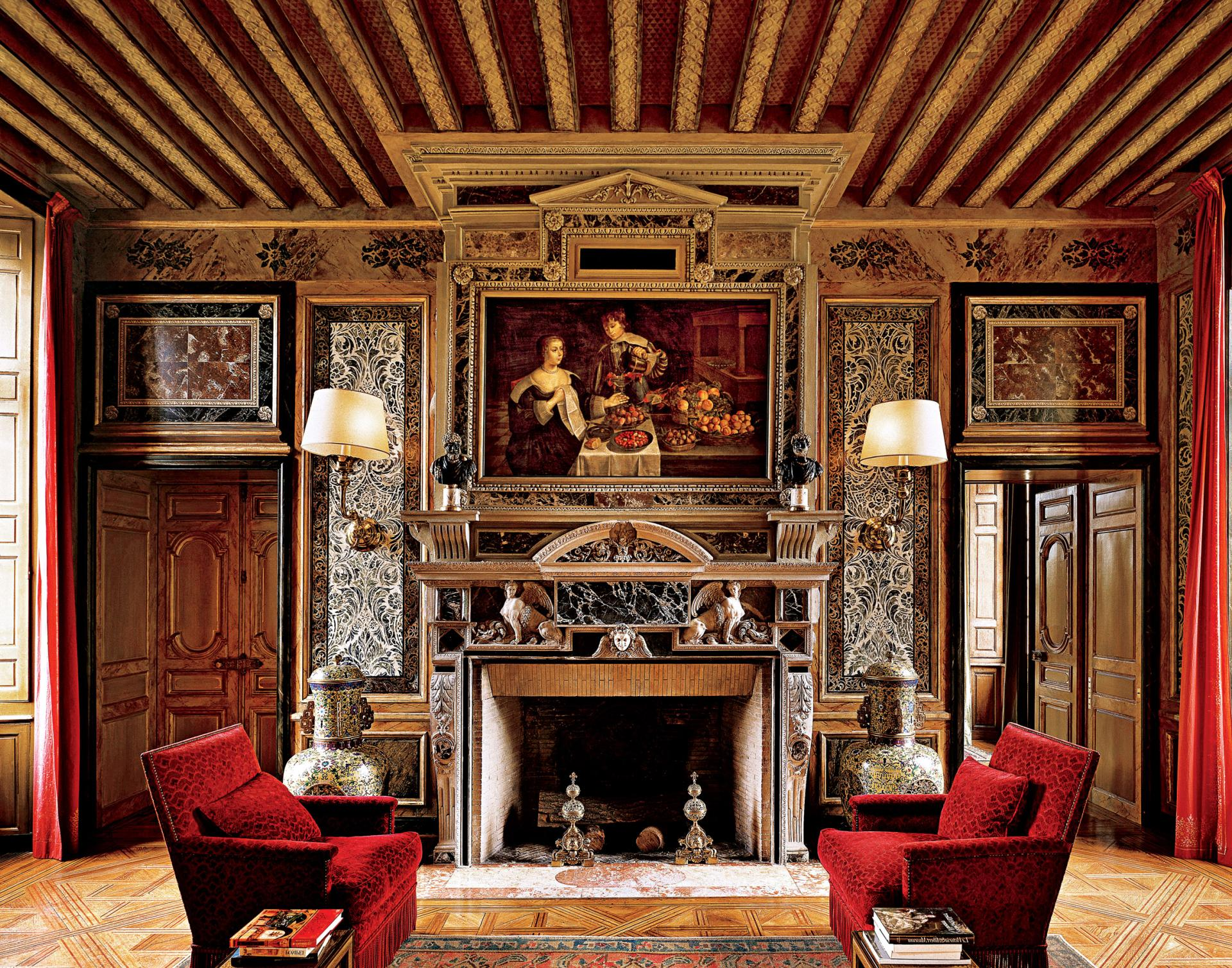 Italian Renaissance Interior Design Wikipedia