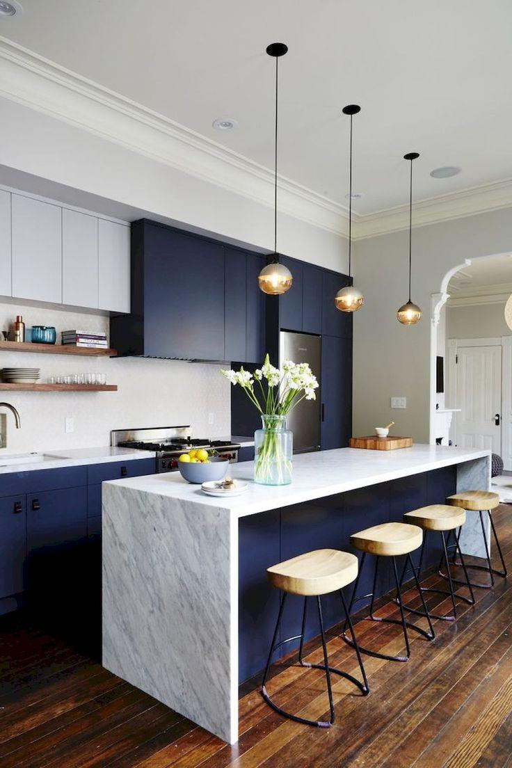 100 for Red and blue kitchen ideas