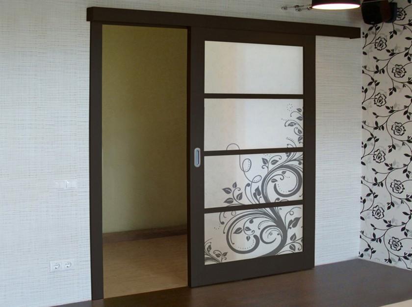 Самые популярные покрытия межкомнатных дверей