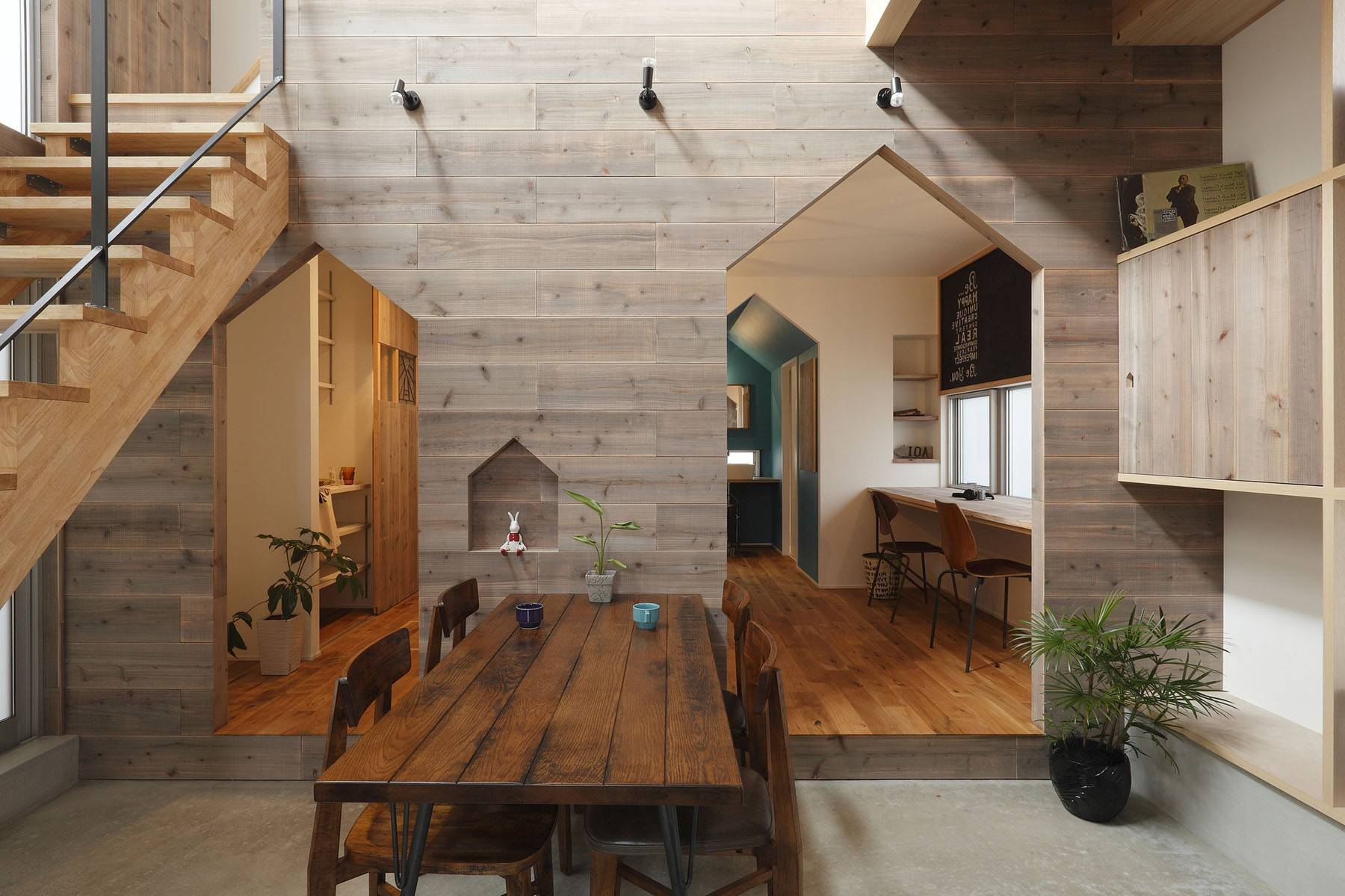 Дизайн частных маленьких домов
